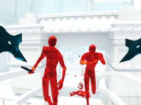 Superhot, Virtual Reality, Livescope