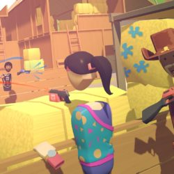 Rec Room Paintball, Virtual Reality, Livescope