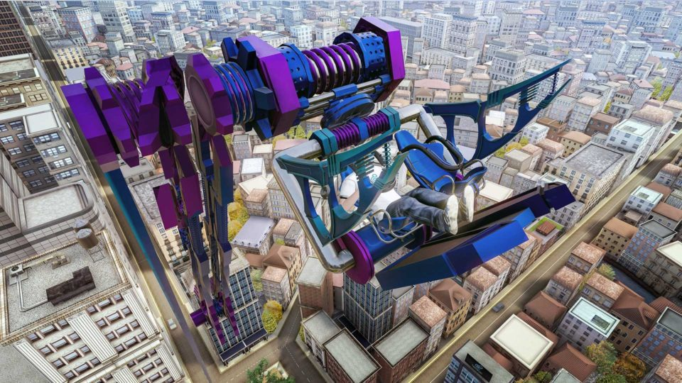 UBE, Virtual Reality, Livescope